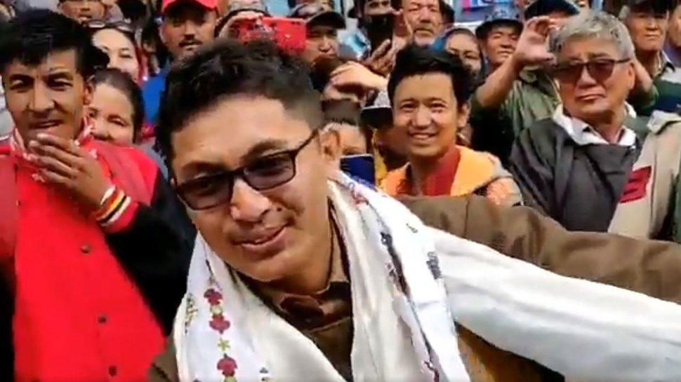 Jamyang Tsering Namgyal
