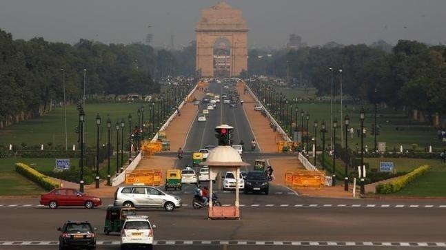 PM Modi wants to rebuild New Delhi