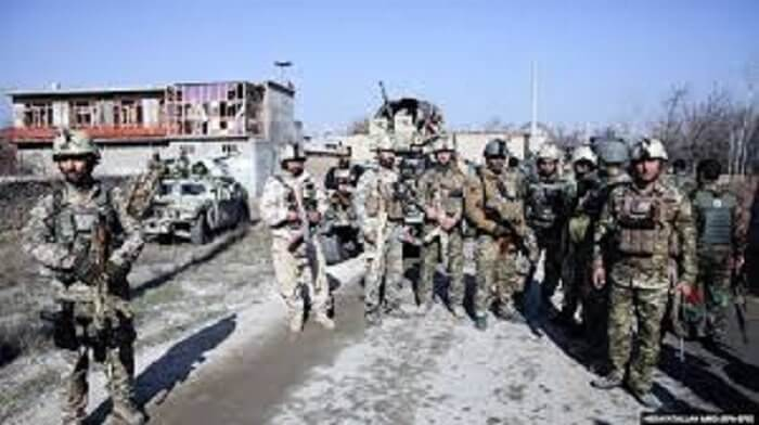 Air Base blast