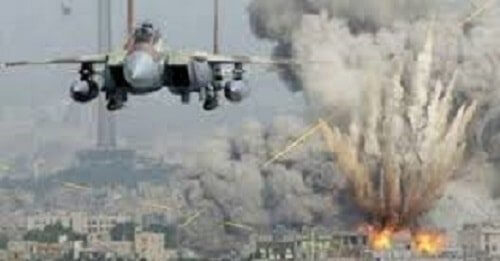 American air strike